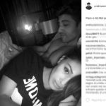 Belen Rodriguez and Andrea Iannone, the love story