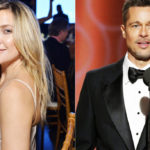 Brad Pitt and Kate Hudson are together. Confirmation arrives