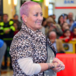 """Carolyn Smith: """"I have a tumor, I fight for life"""""""