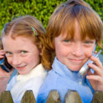 Children and cell phone