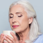 Decreased sense of smell, when it is a symptom of Parkinson's and Alzheimer's diseases