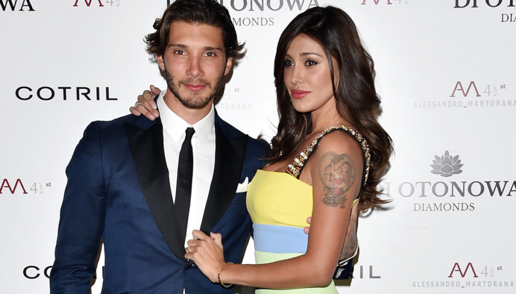 Divorce Belen Rodriguez and Stefano De Martino, appointment in court