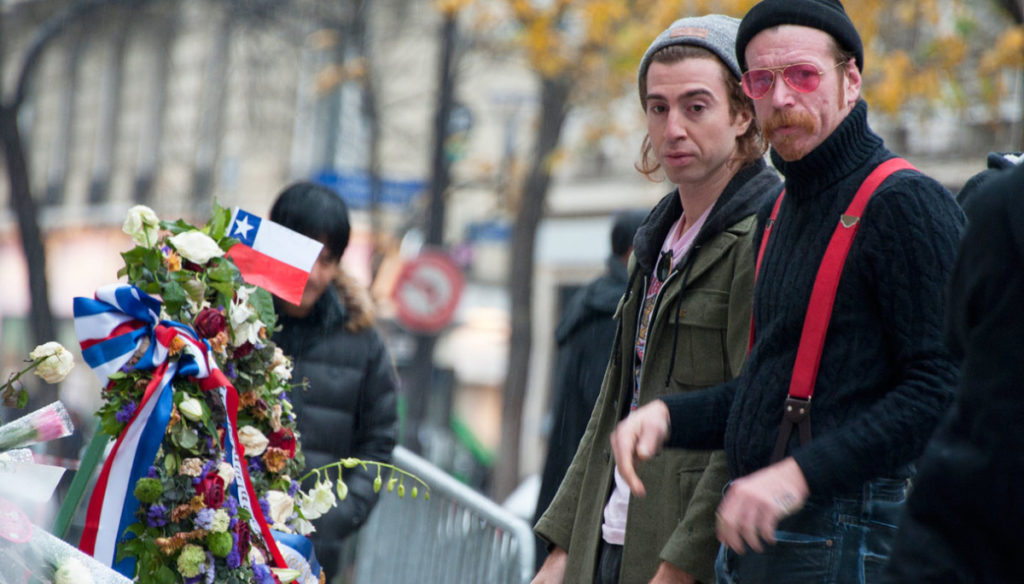 Eagles of Death Metal return to Paris: sold out in half an hour