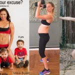 #FitMom, new mothers obsessed with fitness