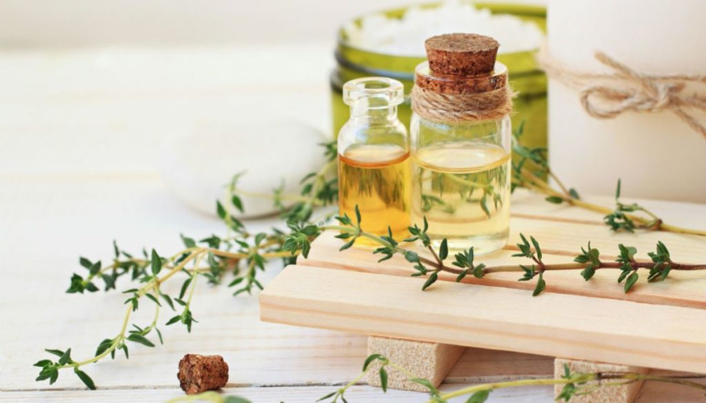 Flu or cystitis? Trust in thyme essential oil