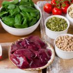 Foods that contain iron