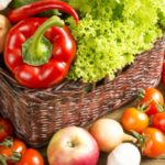 Fruits and vegetables, 3 portions are sufficient instead of 5