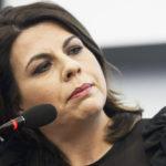 """Geppi Cucciari, divorce from Luca Bonaccorsi. He: """"He tortures me, it's satanic"""""""