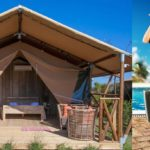 Glamping mania: camping becomes luxury