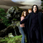 Harry Potter's Severus Snape is dead Alan Rickman