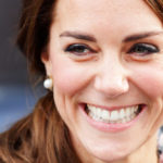 Kate Middleton congratulates a fan. The video is viral