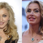 Madonna and Valeria Marini: holidays in the same resort in Salento