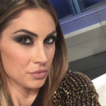 Melissa Satta: Thieves at home and fear of the ex tissue