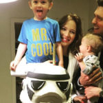 Michael Bublé, the son began chemotherapy