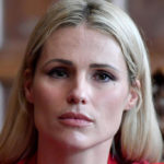 Michelle Hunziker, confession on sexual blackmail suffered to which she said no
