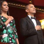 Michelle Obama, the dress hides a secret message from Matteo Renzi
