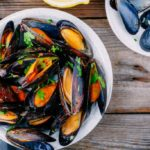 Mussels, do you know why it is dangerous to eat them raw?