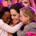 Pitt-Jolie divorce, Angelina is in therapy with her children