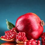 Pomegranate is good for the heart