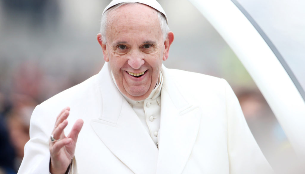 Pope Francis on Telegram: here is his message