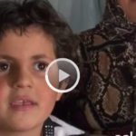 Story of Inaam, Syrian child daughter of the war