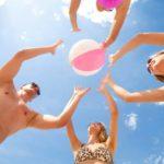 Summer: beach sports that burn more calories