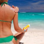 The natural remedies to maintain the tan after the holidays