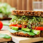 The sandwich that is good for the heart (and cholesterol)