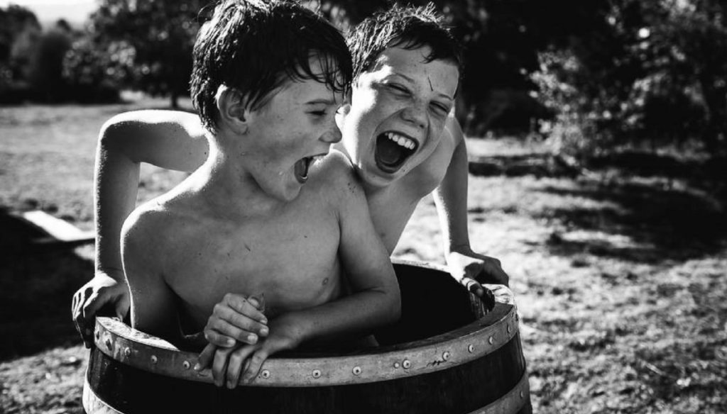 This is the secret to making your children grow happy