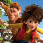 """Dilei takes you to the cinema to see the animated film """"Bigfoot Junior"""""""