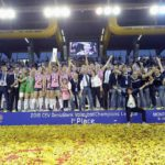 Volleyball: women win the Champions League in general silence