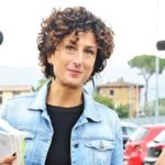 Lady Renzi undertone, pop look on the first day of school