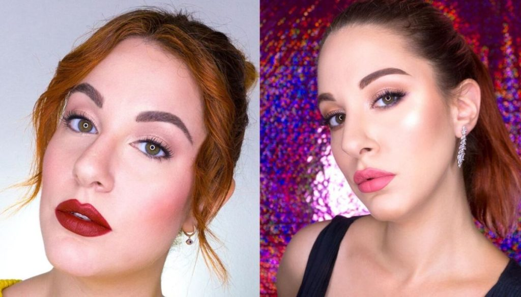 Quick makeup for the office, work or university: three easy-to-copy ideas