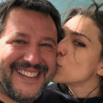Afternoon Five, Salvini's confessions about his girlfriend Francesca Verdini