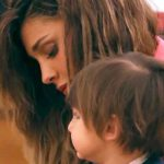 Aurora Ramazzotti offends Santiago, Belen's son