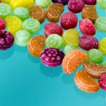 Calories: how many in fruit and mint candies?