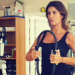 Canalis: pilates and diet, and pregnancy is perfect