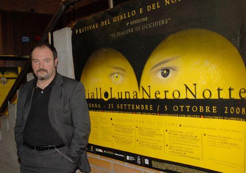 Carlo Lucarelli, writer: biography and curiosities