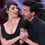 Dancing, Elisa Isoardi goes wild on the track (and surprises)
