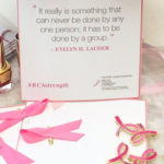 Estée Lauder and Airc together against breast cancer