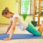 How to keep fit by staying at home