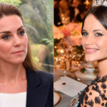 Kate Middleton: style lesson from Sofia of Sweden, ex pornstar