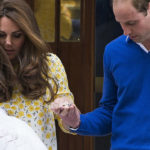 Kate, revealed the name of the princess