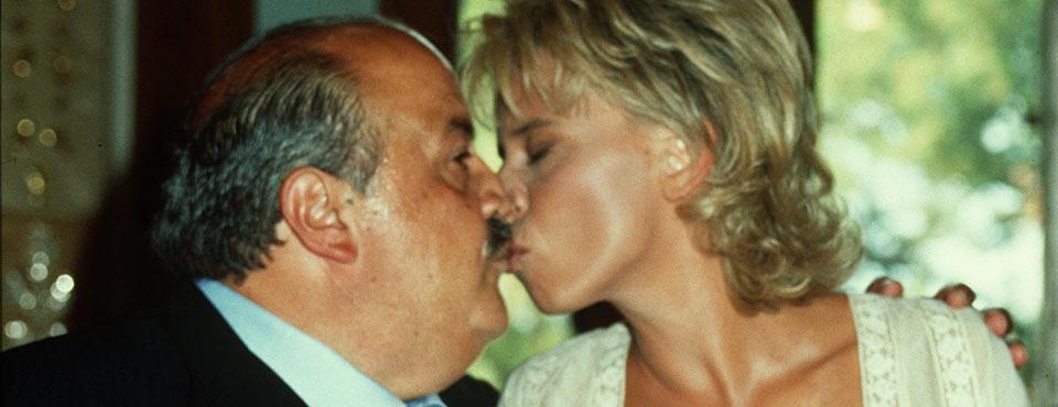 "Maria De Filippi: ""Maurizio, never leave me"""