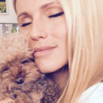 Michelle Hunziker is a grandmother: the dog Lilly had a boy