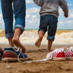 Playing barefoot is good for health. Science says so