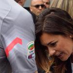Seredova pays to see Buffon
