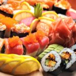 Sushi, like the Mediterranean diet, helps to live longer