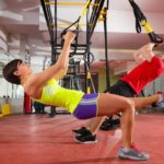 TRX: a complete workout for muscle development