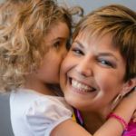 Terminally ill mother gives a special gift to her daughter